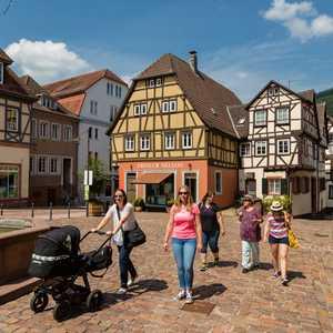 Marktplatz (Quelle: Stadt Neckargemünd/Andreas Held)