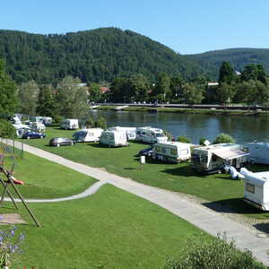 Stadt Eberbach: Foto Campingpark
