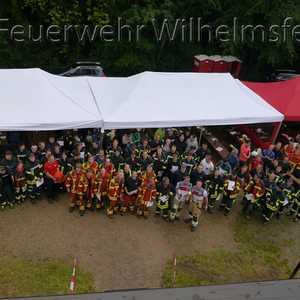 Teltschikturmfest Wilhelmsfeld (Foto: Feuerwehr Wilhelmsfeld, Quelle: Gemeinde Wilhelmsfeld)