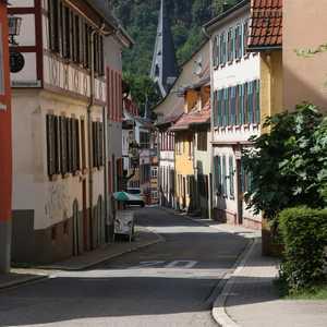 Altstadt Neckargemünd (Fotograf: Alexander Ricci)