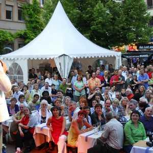 Wieslocher Stadtfest (Quelle: Stadt Wiesloch)